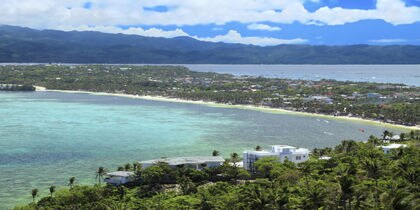 Пляж Булабог, Аклан (провинция), Филиппины