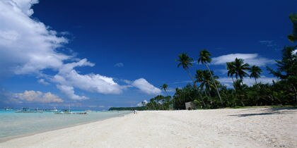White Beach, Aklan (province), Philippines