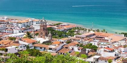 Downtown Puerto Vallarta, Puerto Vallarta, Mexico