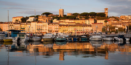 Cannes Marina - Le Suquet, Cannes, France