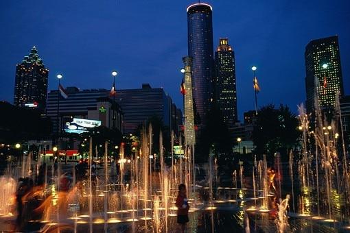 Top 10 Hotels In Atlanta