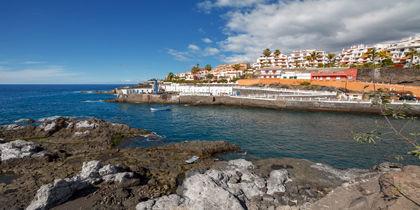 Puerto de Santiago, Tenerife, Spain