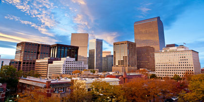 Downtown Denver, Denver, Colorado, United States of America