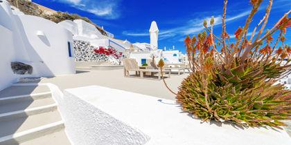 Imerovigli, Santorini Island, Greece