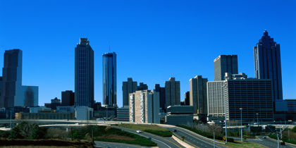 Downtown Atlanta, Atlanta, Georgia, United States of America
