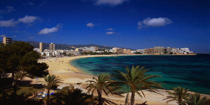 Magaluf, Ilha de Maiorca, Espanha