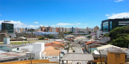 Downtown Florianopolis, Florianopolis, Brazil