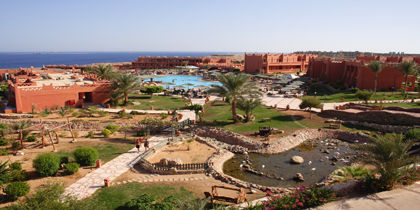 Nabq Bay, Sharm el Sheikh, Egypt