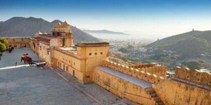 Amer, Jaipur, India