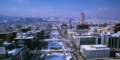 Sapporo, Sapporo, Japan