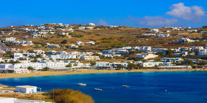 Агиос Иоаннис, Остров Миконос, Греция