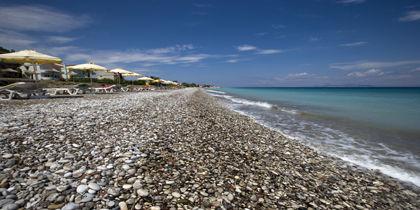 Ialyssos, Rhodes Island, Greece