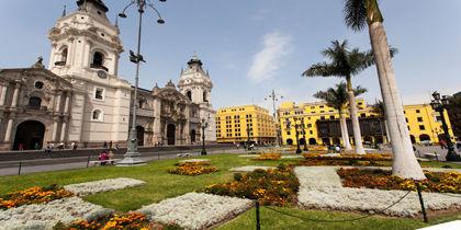 Downtown Lima, Lima, Peru