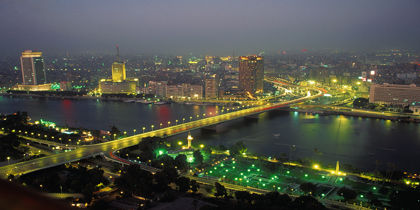 Downtown Cairo, Cairo, Egypt