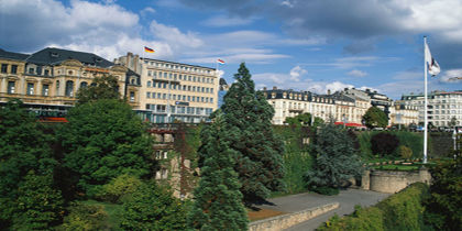 Ville Haute, Luxembourg City, Luxembourg