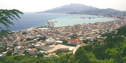 Zakynthos Town, Zakynthos Island, Greece