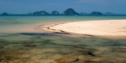 Tubkaek Beach, Krabi - Trang (provinces), Thaïlande