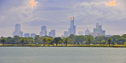 South Melbourne, Melbourne, Victoria, Australien
