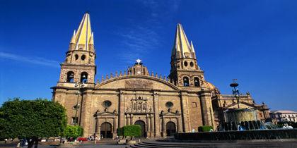Downtown Guadalajara, Guadalajara, Mexico