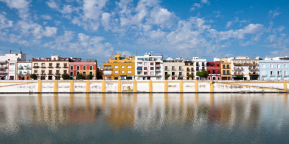 Triana, Sevilla, Spanien