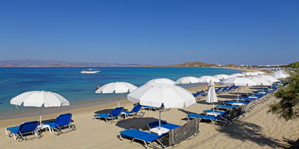 Agios Prokopios, Naxos Island, Greece