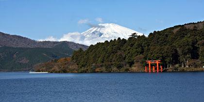 芦ノ湖, 箱根, 日本