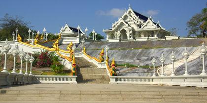 Downtown Krabi, Krabi - Trang (provinces), Thailand