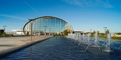 Выставочный центр Feria Valencia, Валенсия, Испания