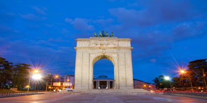 Moncloa - Arguelles, Madrid, Spain