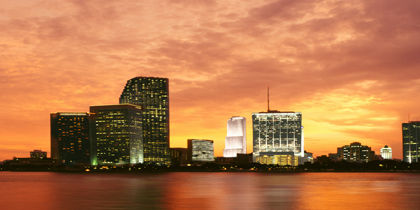 Downtown Miami, Miami, Florida, United States of America