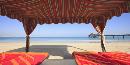 Jumeirah Plajı, Dubai, Birleşik Arap Emirlikleri