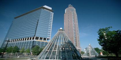 Centro de Exposições de Frankfurt, Frankfurt, Alemanha