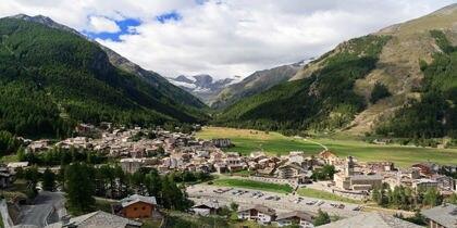 Cogne, Valle d'Aosta, Italy