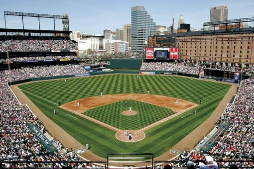 Things For Kids To Do At Camden Yards
