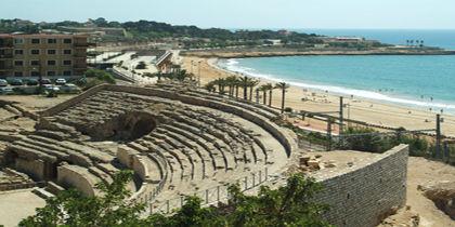 Tarragone, Costa Daurada, Espagne