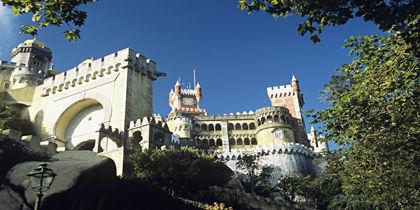 Sintra, Lissabon, Portugal