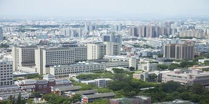 台南市中心, 台南, 台湾