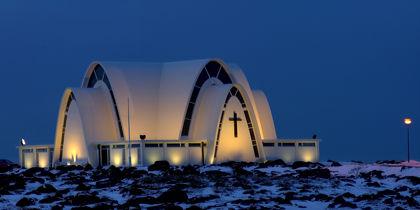 Kopavogur, Reykjavik, Iceland