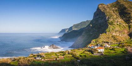 Nord de Madère, Madère (île), Portugal