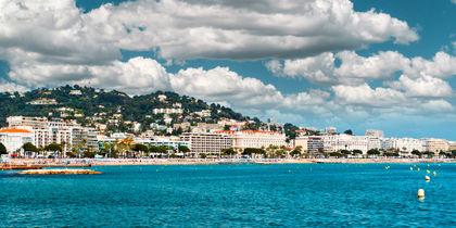 La Croisette - Palais des Festivals, Cannes, France
