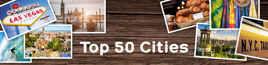 Top 50 Cities