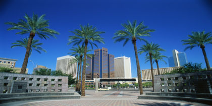 Central Phoenix - Downtown, Phoenix, Arizona, United States of America