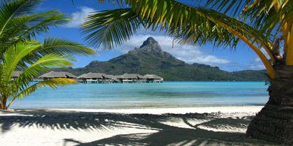 Motu Piti Aau, Bora Bora, Polinesia Francesa