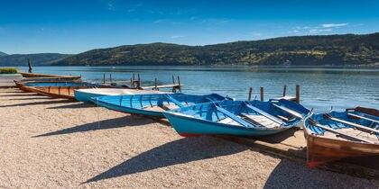 Millstatter Lake, Central Carinthia, Austria