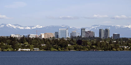 Bellevue, Seattle, Washington, USA