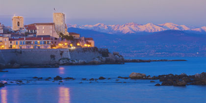 Juan-les-Pins - Antibes, Cannes, France