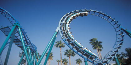 Buena Park - Knott's Berry Farm, Orange County, California, United States of America
