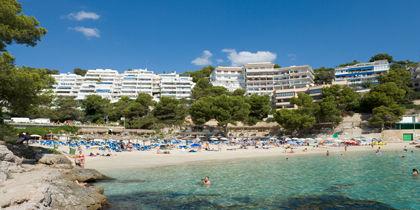 Illetas, Mallorca Island, Spain