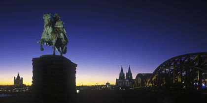 Deutz, Cologne, Germany