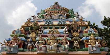 T Nagar - Nungambakkam - Mylapore, Chennai, India